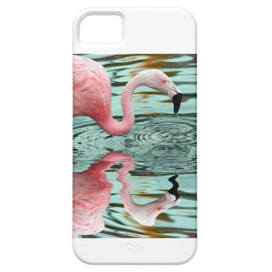 Flamingo Lover iPhone 5 Cases