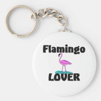 Flamingo Lover Key Ring