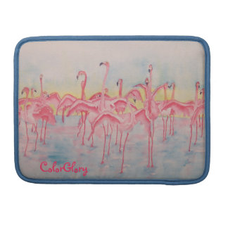 Flamingo MacBook Pro Flap Sleeve Sleeve For MacBooks