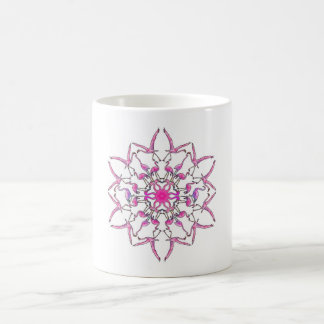 Flamingo Mandala Coffee Mug
