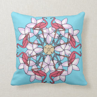 Flamingo Mandala- pillow