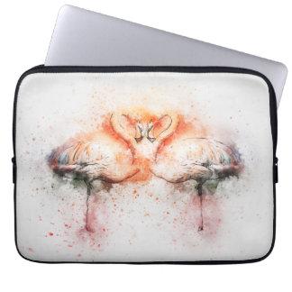Flamingo Neoprene Laptop Sleeve 13 inch