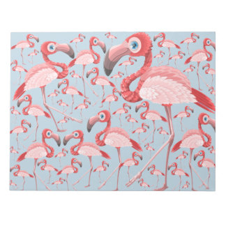 Flamingo Notepad