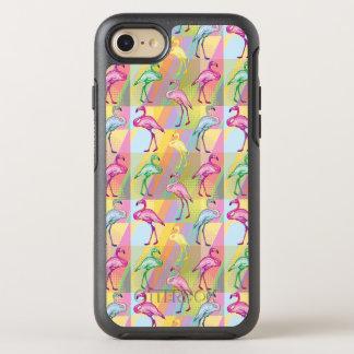 Flamingo Parade OtterBox Symmetry iPhone 8/7 Case