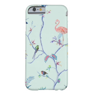 FLAMINGO PARK BLUE BARELY THERE iPhone 6 CASE