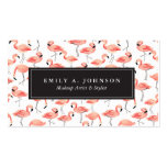 Flamingo Party Pack Of Standard Business Cards
