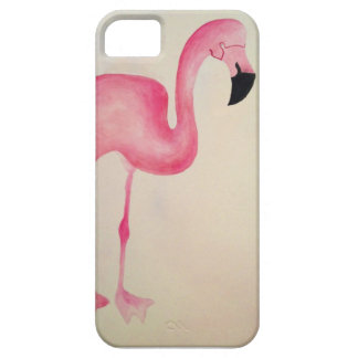 Flamingo Phone Case Case For The iPhone 5