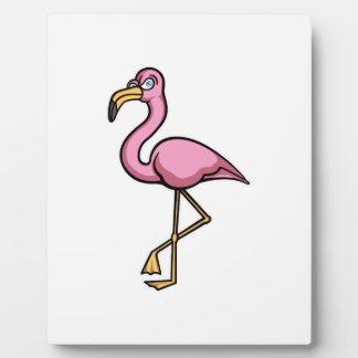 Flamingo Photo Plaques