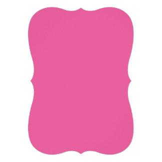 Flamingo Pink Announcements