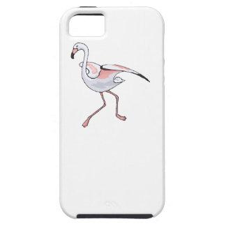 Flamingo Running iPhone 5 Cover