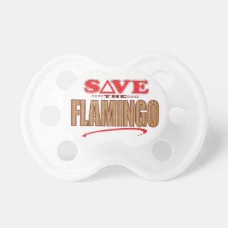 Flamingo Save Dummy