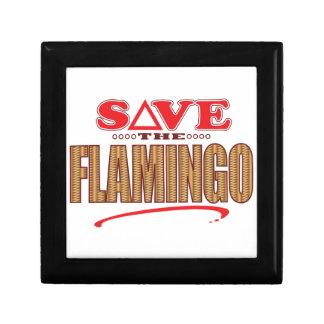 Flamingo Save Gift Box