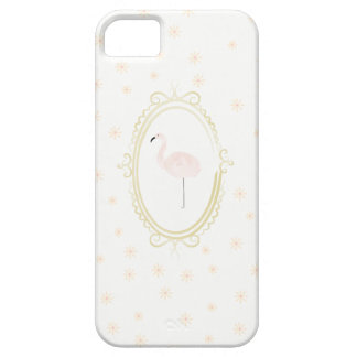 Flamingo star barely there iPhone 5 case