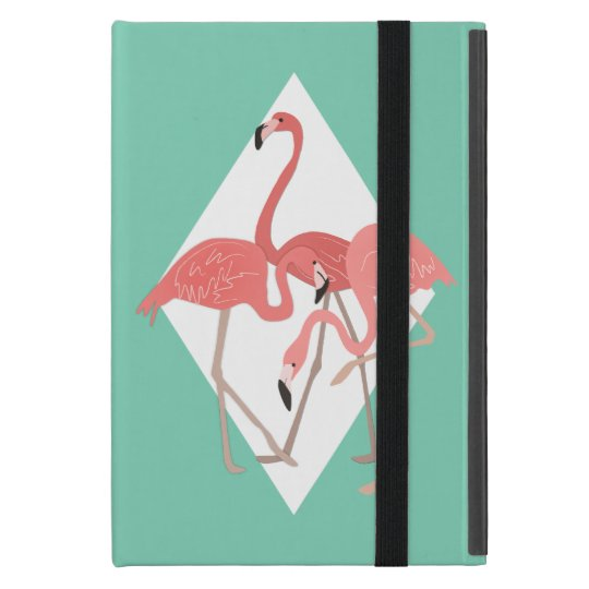 Flamingo Trio Case For iPad Mini