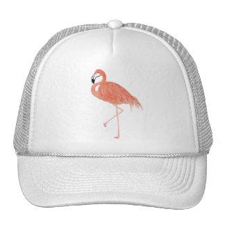 Flamingo Watercolor Trucker Hat