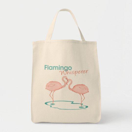 Flamingo Whisperer