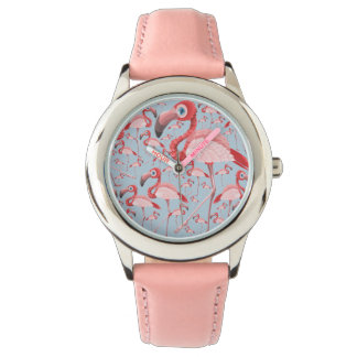 Flamingo Wrist Watches