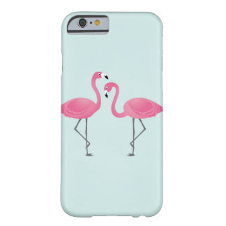 Flamingoes Barely There iPhone 6 Case