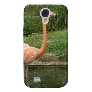 flamingoes samsung galaxy s4 cover