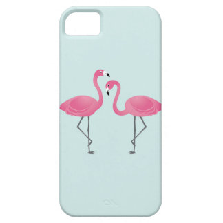 flamingoes iPhone 5 cases