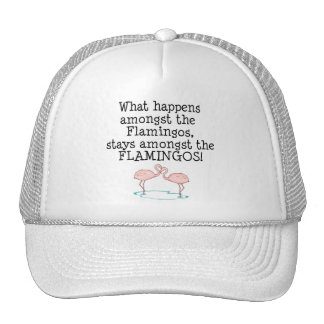 Flamingos Cap