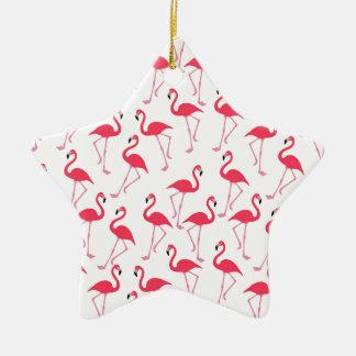 flamingos Flimingos Christmas Ornament