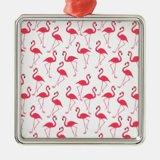 flamingos Flimingos Christmas Ornament