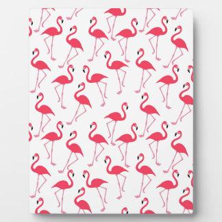 flamingos Flimingos Plaque