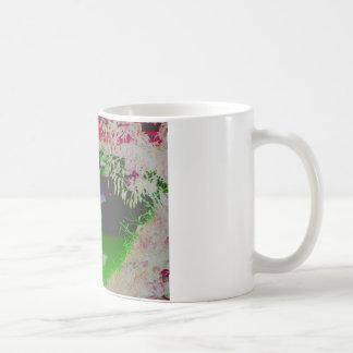 Flamingo's in Colour Coffee Mug
