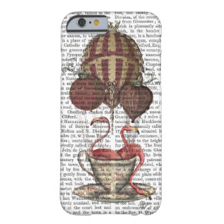 Flamingos in Teacup Barely There iPhone 6 Case