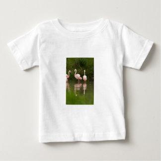 Flamingos Infant Tee Shirt