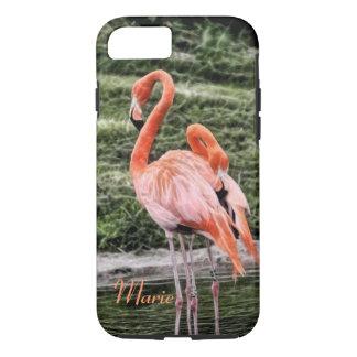 Flamingos iPhone 7 Case