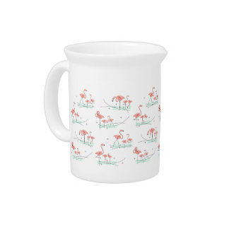 Flamingos Multi pitcher