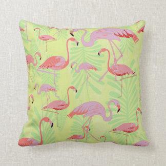 Flamingos Pillow