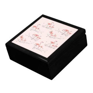 Flamingos Pink Multi gift box
