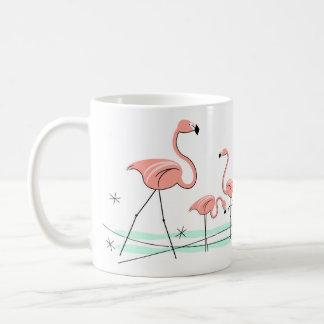 Flamingos Trio 2 mug