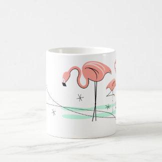 Flamingos Trio 3 mug