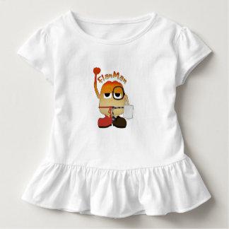 Flan Man Toddler T-Shirt