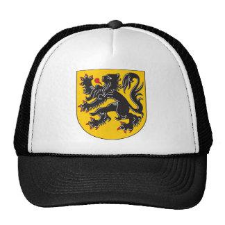Flanders Coat Of Arms Cap