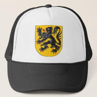 Flanders Coat Of Arms Trucker Hat