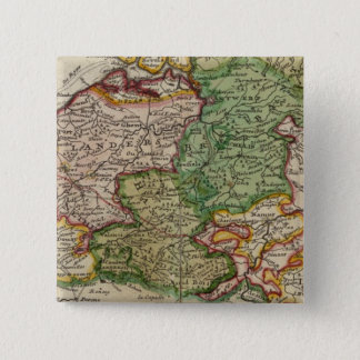Flanders or the Austrian Netherlands 15 Cm Square Badge