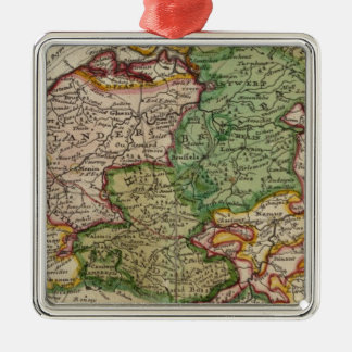 Flanders or the Austrian Netherlands Christmas Ornament