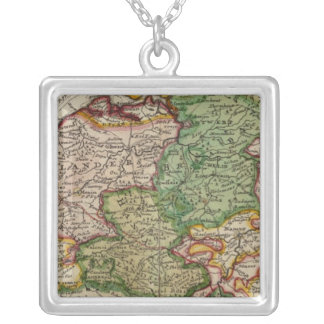 Flanders or the Austrian Netherlands Silver Plated Necklace
