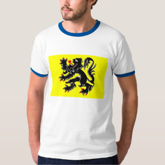 Flanders Region Flag T-Shirt