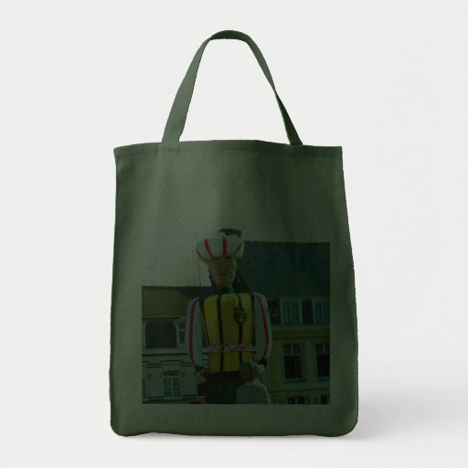 Flanders tradition, Parade of the Giants Tote Bag