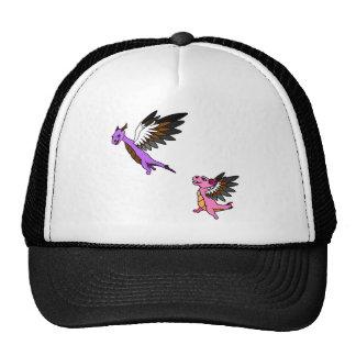 Flap and Fletch Cap