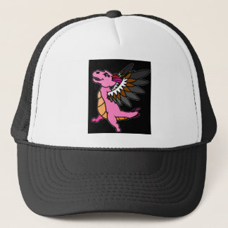 Flap Trucker Hat