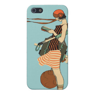 Flapper Case For iPhone 5/5S