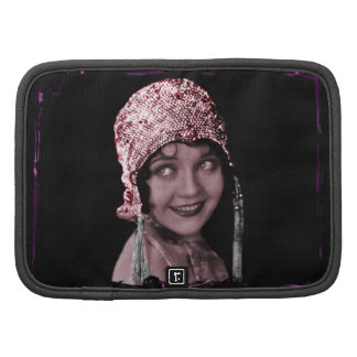 Flapper Lou  in a Sparkling Cap Planners