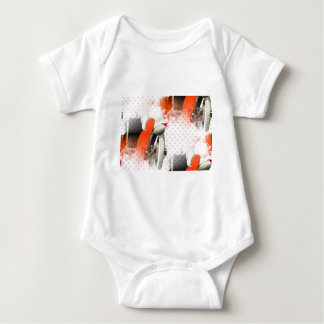 flapper polkadots tee shirts